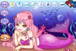 لعبة تلبيس و تجميل عروسة البحر