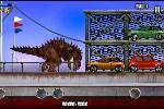 لعبة الديناصور الشرير