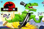 لعبة حركات الديناصور ريكس الساحر
