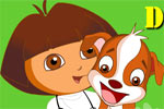 لعبة علاج كلب دورا المريض