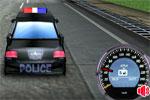 لعبة سباق سيارات البوليس السريعة