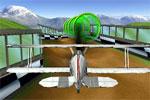 لعبة سباق الطائرات النفاثة