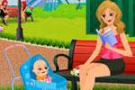 لعبة مربية الاطفال الجديدة