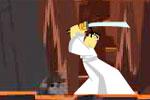 لعبة ساموراي جاك ملك السيف