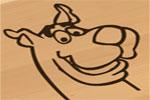 لعبة سكوبي دوو نحت الخشب