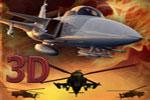 لعبة حرب طائرة الفضاء3d