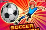 لعبة تدريب كرة قدم العاب تمارين رياضية