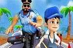 لعبة الهروب من الشرطة مطادرة لص