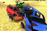 لعبة تدمير السيارات بالسيارة السريعة