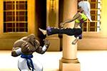 لعبة مصارعة تيكن 3d