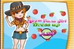 لعبة الجميلة و التفاح