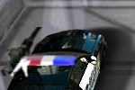 لعبة سيارة البوليس المقاتلة