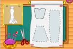 لعبة تصميم فستان العروسة