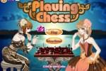 لعبة تلبيس في اروع الاماكن مع الشطرنج