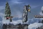لعبة قاتل الوحوش في الثلج