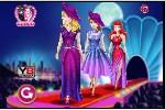 لعبة ملكات الازياء الثلاثة