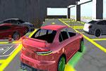 لعبة باركينج ركن السيارات جراج الشاحنات