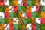 لعبة السلم والثعبان الحديثه 3d