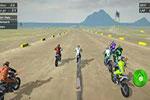 لعبة سباق الدراجات الناريه سوبر mx