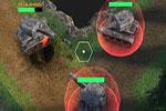 لعبة حرب الدبابات الحقيقيه 3d