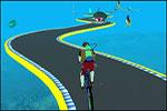 لعبة قيادة الدراجة فلاش البسكلته