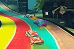 لعبة سباق السيارات القديمه