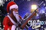 لعبة حرب السيوف الجديدة بابا نويل