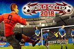 لعبة بطولة كأس العالم لكرة القدم الجديده