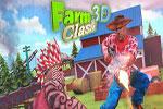 لعبة معركة المزرعه الجميله 3d