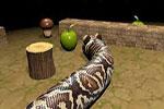 لعبة الثعبان الضخم الكبير 3d