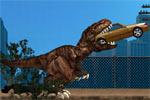 لعبة الديناصور المنتقم الشرس