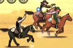 لعبة حرب عصابات الخيول