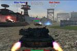 لعبة حرب الدبابات الجديده 3d