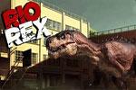 لعبة الديناصور  rio rix الغاضب3d