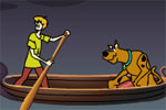 لعبة سكوبي  دوو ركوب القارب والهروب من الاشباح