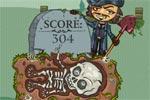 لعبة الحانوتى دفن الجثث