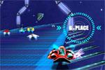 لعبة سباق مركبات الفضاء
