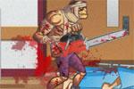 لعبة زومبى يقتل الناس