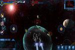 لعبة حرب الفضاء الاطباق الطائرة